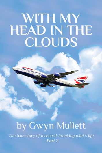 With my head in the clouds – part 2