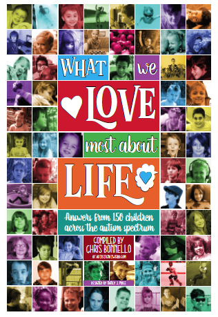 What we love most about life – cover